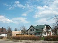 Рядовой друскининкайский домик