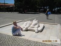 хорошо отдохнуть под солнцем...
