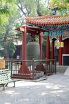 Большой колокол тибетского храма