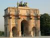 Фотография Площадь и Триумфальная арка Карузель