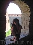 холодные крепостные стены