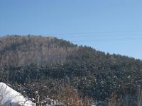 склон у Горно-Алтайска