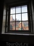 Из окна Ратуши.