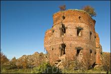 Памятник человеческому идиотизму или остров битого кирпича