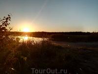 озеро Материнское