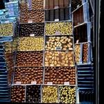 Вот так продают шоколад. Можно выбрать и размер и орех и цену