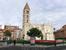 После своего строительства церковь достраивалась в последующие века и периодически разрушалась и реконструировалась. И все равно к началу XX века ей потребовалась значительная реконструкция, которая ш