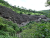 Фотография Пещерные храмы в Аджанте