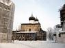 Михаило-Клопский монастырь зимой