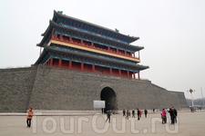 ворота Цяньмэнь