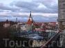 Вид на старый город при закате, это особое зрелище, особенно если вам повезло с погодой (как нам)