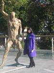 Памятники Любляны.