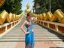 ступени к холму Будды