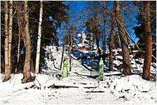 Дойти зимой до Людвигштайна нет проблем