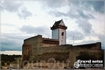 Доехали до границы — Ивангород. Такой красивый закат ! Вид на крепость в Нарве.