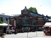 Оулу. Рынок Kauppahalli
