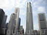 небоскребы финансового квартала