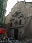 Барселона. Церковь