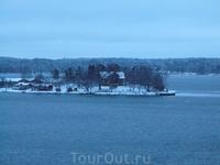 Острова... на подходе к Стокгольму...ХОЧУ ОДИН ОСТРОВ!!!