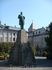 Скульптура в правительственной части Рейкьявика
