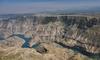 Фотография Сулакский каньон