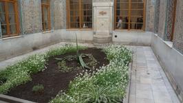 Ливадийский дворец_Арабский дворик