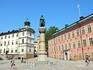 Стокгольм. Памятник основателю города Биргеру Ярлу.