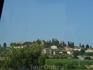 Еще пейзажи Тосканы из окна автобуса:))