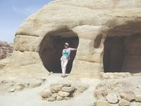 Петра - в самом сердце пустыни