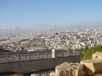 Вид на Ерусалим