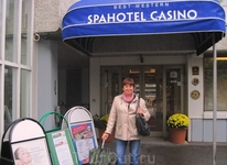 отель Best Western Spa Hotel Casino