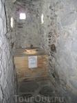 это отходное место в женской комнате замка