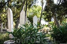 Старое турецкое кладбище