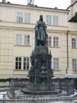 Памятник Карлу IV у Карлова моста