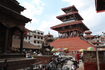 Дворцовая площадь в Катманду