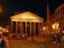 Пантеон (Pantheon, 27 г. до н.э.)...храм, посвященный всем богам (греч. pan - все, theos - боги), уникален вдвойне: кажется чудом и то, что зодчие древности ...