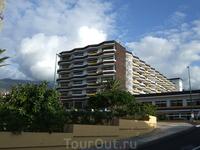 Наш отель (Blue Sea Puerto Resort)