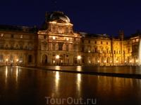...и Вечер   Лувр (фр. Musée du Louvre)
