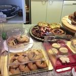 При входе в финский музей, как водится, находится кафе)) вкуснющая выпечка, будящая аппетит даже у только что позавтракавших посетителей!