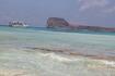 Прозрачная вода  у острова
