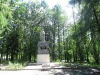 Памятник тутаевцам, погибшим во время Великой Отечественной войны