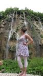 самый высокий водопад на озерах