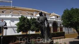Sevilla - Plaza del Torro
