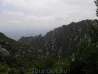 Горы Монсерат