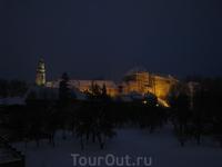 Замок в Крумлове