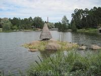 Животный мир парка Сапокка