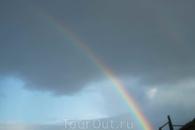 радуга над Хайленд
