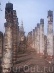 очень старый храм