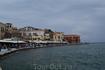 город Ханья- греческая Венеция, набережная