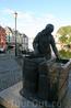 Памятник рыбакам. В Норвегии все связано с морем и его дарами.
